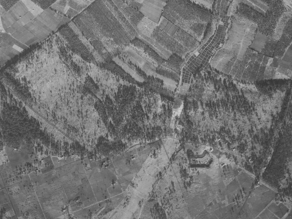 1948年の習志野台